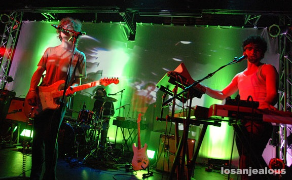 MGMT @ Echoplex, January 26, 2008