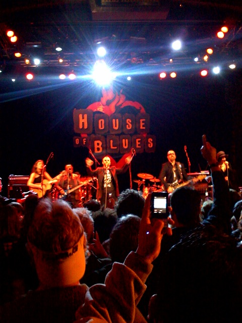 Ringo Starr and Dave Stewart @ House of Blues, 1/25: A Winner's Review