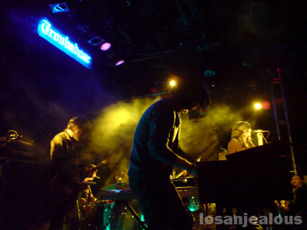Black Mountain @ Troubadour, 2/05/08