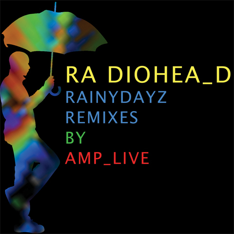 Amplive Radiohead In Rainbows Remixes Now Free