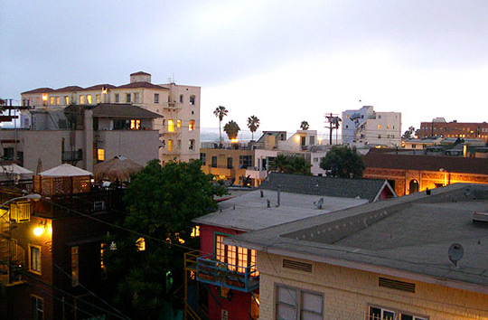 And Now, An Objective Look At The Rooftops Of Venice Circa 2004