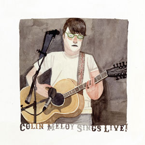 "New Colin Meloy: ""We Both Go Down Together"""