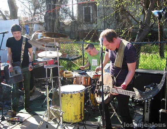 SXSW 2008: Neptune @ Ms. Bea's