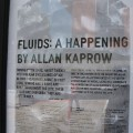 Fluids: A Happening by Allen Kaprow