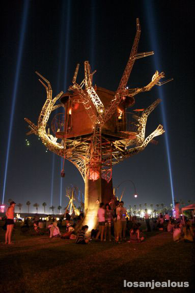 Coachella 2008 Photo Gallery: Slices of Festival Life