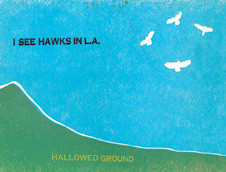 "New I See Hawks In L.A.: ""Gettin' Home Tonight"""
