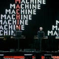 Coachella 2008: Kraftwerk, Main Stage, Saturday