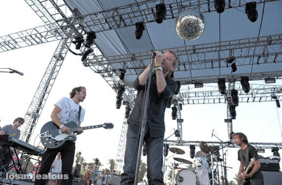 Coachella 2008 Festival Photo Gallery: The National