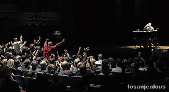 Joe Jackson & Mutlu, Orpheum Theater, May 13, 2008
