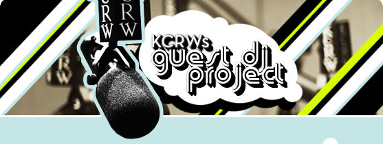 KCRW Launches Guest DJ Project