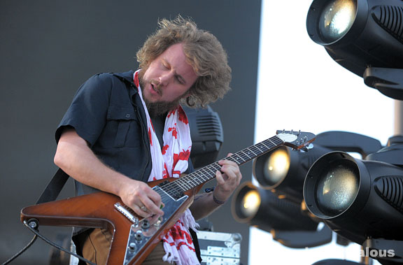 Coachella 2008 Festival Photo Gallery: My Morning Jacket by Sung
