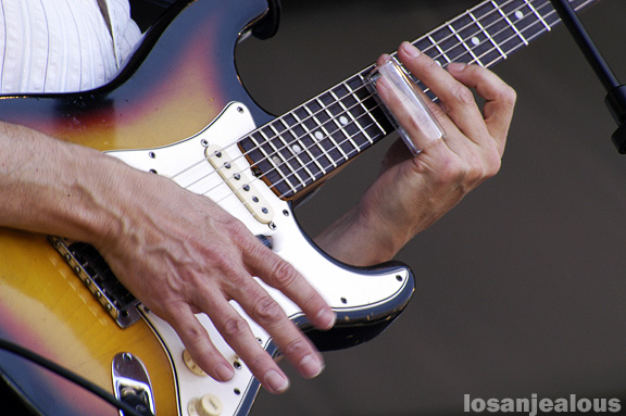New Orleans Jazz &amp; Heritage Festival 2008: Sonny Landreth