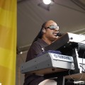 Stevie Wonder @ New Orleans Jazzfest
