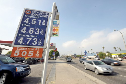 Seriously--What The Fuck Is Up With The Gas Prices?