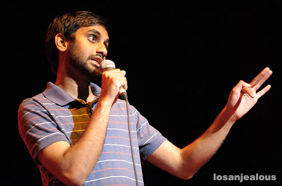 """If Aziz Wins """"Best Concert 2008"""" You Are All Fired"""