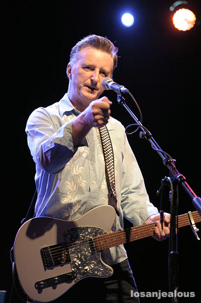 Billy Bragg at the El Rey, June 10, 2008