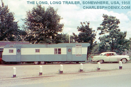 Lucille Ball the long long trailer