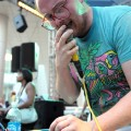 Dan Deacon at The Getty, July 11, 2008