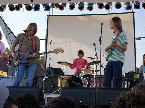 Beachwood Sparks, Sunset Junction, August 24, 2008