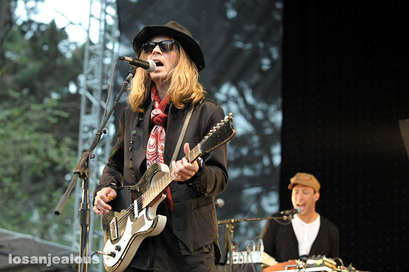 Beck @ Outside Lands Festival, San Francisco, August 22, 2008