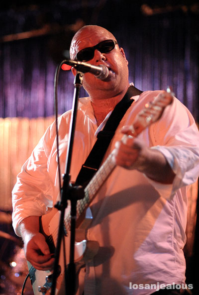 Photos: Black Francis @ Spaceland, August 20, 2008