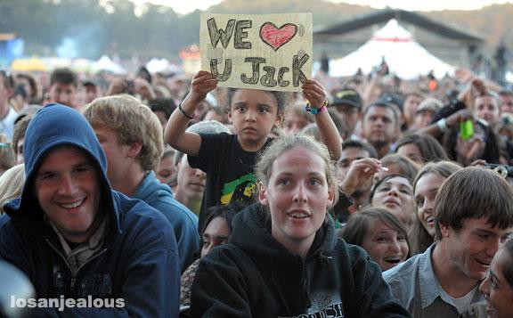 Youngest Jack Fan