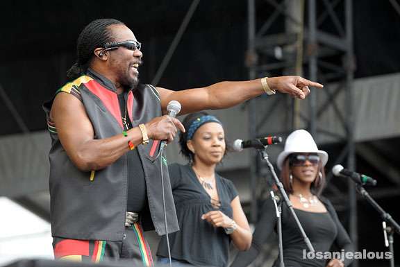 Toots & The Maytals @ Outside Lands Festival, San Francisco, August 24, 2008
