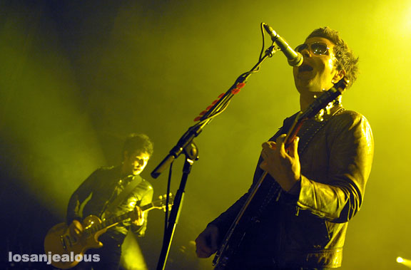 Stereophonics, Henry Fonda Theater, September 16, 2008