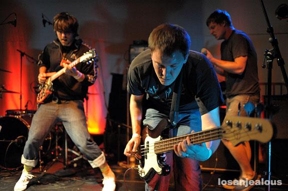 F Yeah Fest V, Echo Park, August 30, 2008