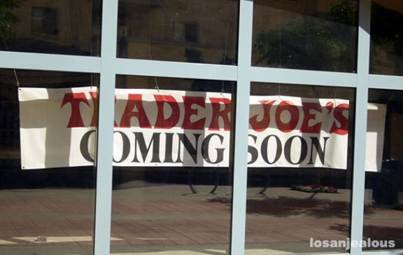 New Trader Joe's Taking Shape in UCLA Westwood Village Area