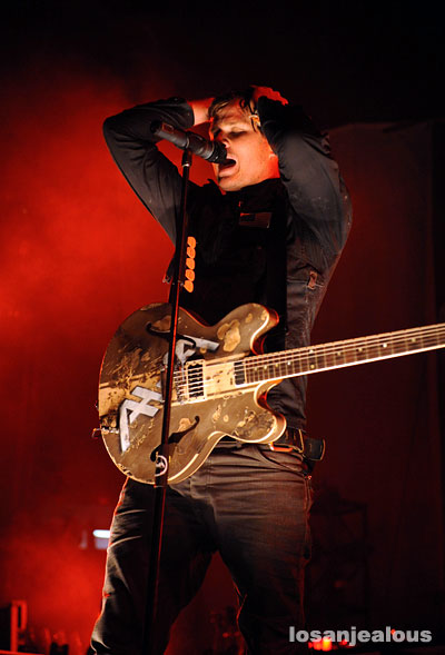 Angels & Airwaves, The Forum, October 14, 2008
