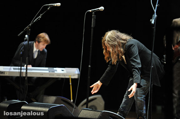 Patti Smith and Her Band, Orpheum Theater, October 18, 2008