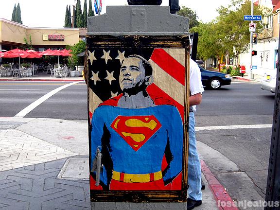 Super Obama, Melrose