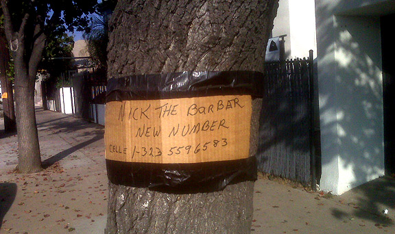 Attention Eagle Rock: Nick The Barbar's Number Has Changed