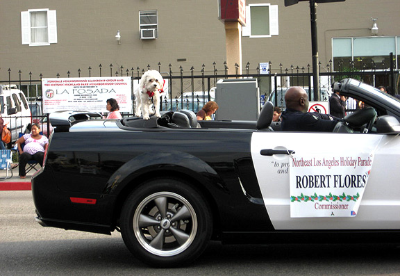 64th Annual Northeast Los Angeles Holiday Parade, 12/7/08, Highland Park
