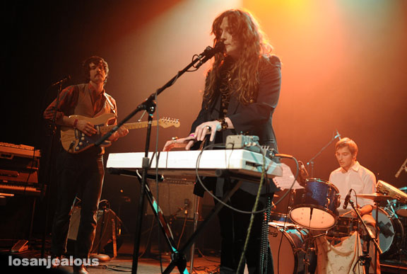 Beach House, Henry Fonda Theater, January 20, 2009