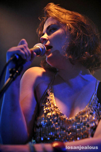 Ida Maria, Viper Room, January 13, 2009