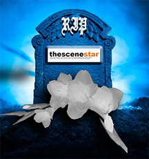 TheScenestar.com Throws In Digital Towel