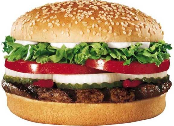 Sacrifice Friends for Burgers