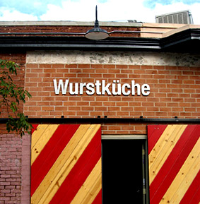 Under $10: Wurstküche