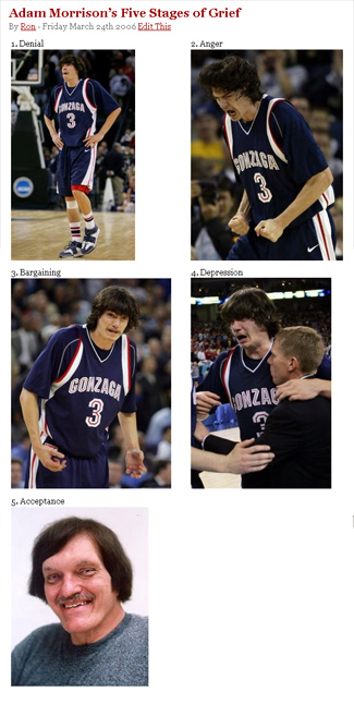 Losanjealous Welcomes Adam Morrison to Los Angeles
