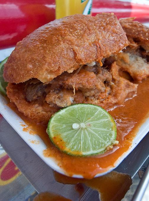 Tortas Ahogadas Guadalajara