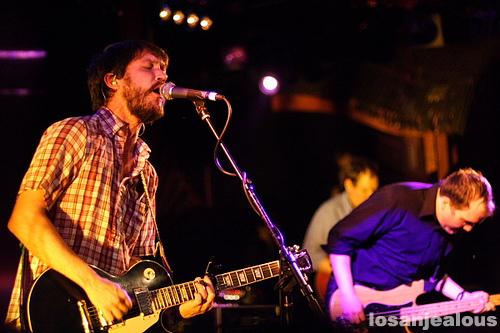 Cursive, Live at the Troubadour, March 13, 2009
