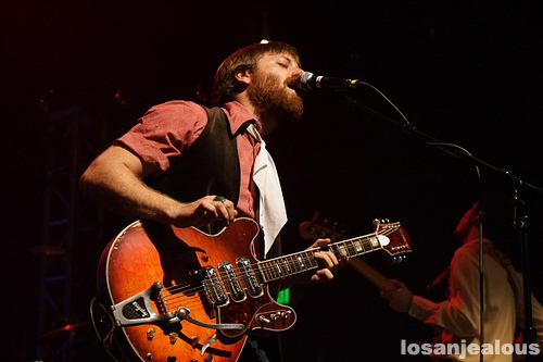Dan Auerbach, El Rey Theatre, March 14, 2009