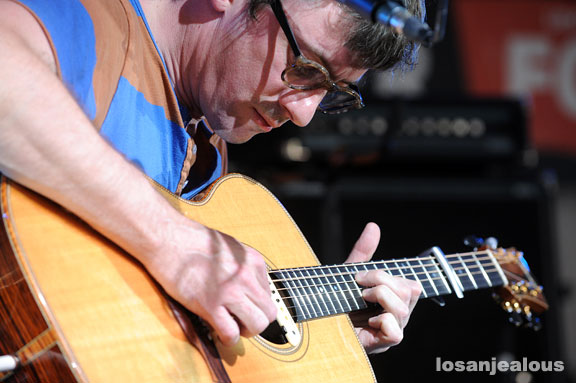 SXSW '09: Graham Coxon @ Fader Fort
