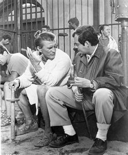 Kirk Douglas, Stanley Kubrick