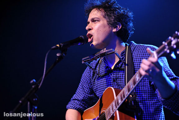 M. Ward @ Henry Fonda Theater, March 4, 2009