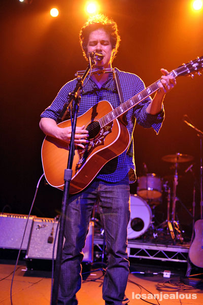 M. Ward, March 4, 2009, Henry Fonda Theater
