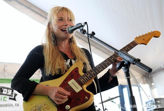 SXSW '09: Marnie Stern @ Maggie Mae's