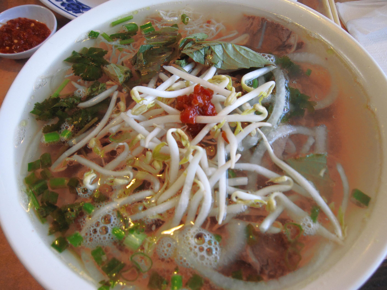 Under $10: Pho Hana (South Bay)